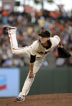 Tim Lincecum Photo - Houston Astros v San Francisco Giants