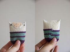 DIY Pattern Owl Baby Toy Crinkle Grasping Teething by domatoma, €3.00 owl babi