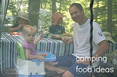 40 Camping Food Ideas