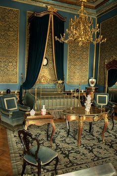 Habitación del Castillo de Chapultepec en la...