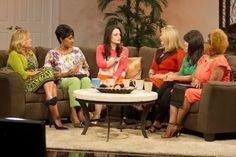 Watch Julie & Friends every weekday at 3p/2c on the TCT Network.