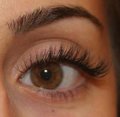 Eyelash extensions - LOVE! But here are the facts you need to know first...