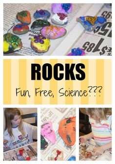Fun with Rocks #kids #activity @gummylump
