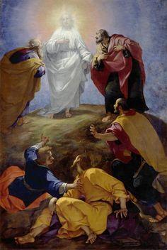 Giovanni Battista Paggi, Transfiguration, 1596