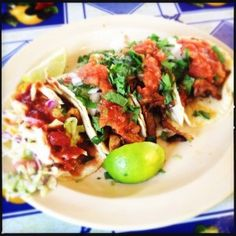 Mixing up Taco Night!