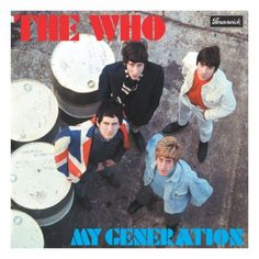 The Who - #music #album #cover