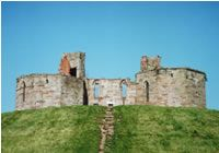 Stafford Castle, township of Stafford since 1100, built by William the Conqueror