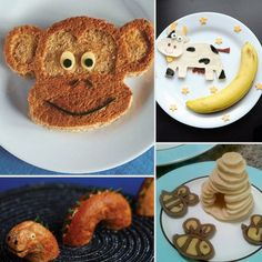 Fun with food ideas-for-my-boys