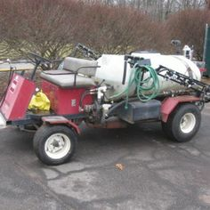1995 Toro 5200 Multipro Sprayer - For Sale/Wanted - TurfNet.com