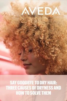 Do you know what's drying out your hair? Some of the top causes for dry hair being the elements like sun-exposure, cold air & chlorine, over-washing and stripping the hair's natural oils - especially curly hair which can be more prone to dryness, and hot styling tools. Products like Aveda's NEW Nutriplenish collection of light and deep moisture shampoos and conditioners, nourishing leave in conditioner and a multi-use hair and scalp oil may be just the treatments your dry hair needs. Read more.