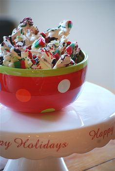 reindeer corn, corn cooki, food, candy corn, white chocolate, recipe girl, christmas candy, cooki bark, the holiday