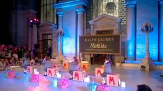 Matilda on Broadway & Ralph Lauren #RLKids Fashion Show