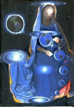 Goddess Mother of the World | Divine Goddess of the Sacred Feminine *:.~ - Esoteric Online