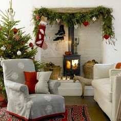 christmas-fireplace-