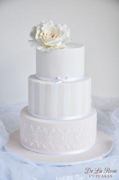 White Cake w/ faint detail