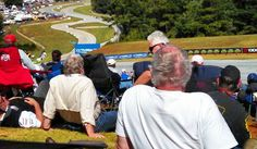 Retirement Activities: Petit LeMans Race Series