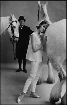 Fashion for British Vogue 1961