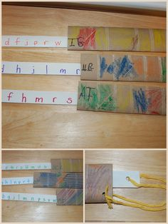 Here's a simple word family activity that's easy to create!