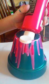 Homemade Mamas: Kid Crafts