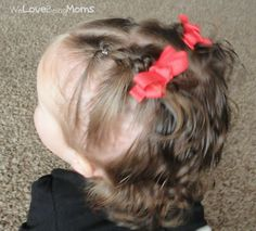 little girls, hairstyle ideas, little girl hairstyles, daughters, hair style