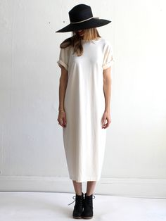 Jesse Kamm Bottleneck Dress