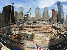 Ground Zero in progress