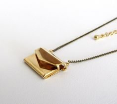#envelope #necklace #DearMom