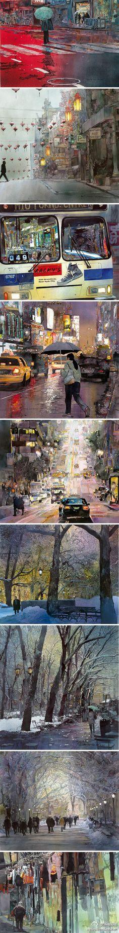 beautiful work by John Salminen
