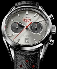 Tag Heuer Carrera Jack Heuer 80 Limited Edition