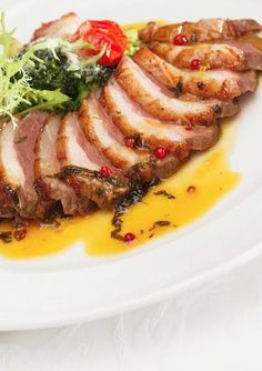 This grilled pork tenderloin will have your mouth watering :)