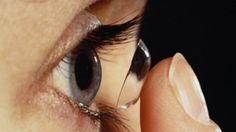 Text messaging on a contact lens coming soon