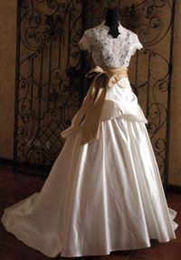 jewish wedding dresses