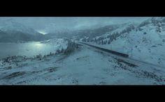 Road to Trapper Creek, Alaska