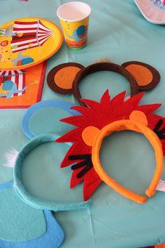 Headbands for the kiddies