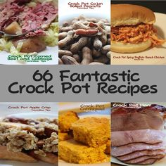 66 Fantastic Crock Pot Recipes