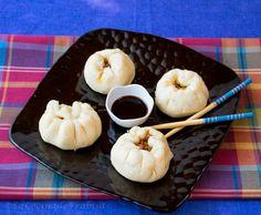 La cocina de Frabisa: Receta de Baozis (panes chinos)