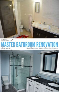 Master Bathroom Reno