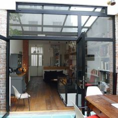 veranda on pinterest industrial furniture extensions and sun. Black Bedroom Furniture Sets. Home Design Ideas