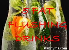 Flush Fat With These 5 Delicious #Drinks!