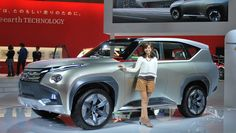 Mitsubishi wants to bring a plug-in hybrid Montero to the US