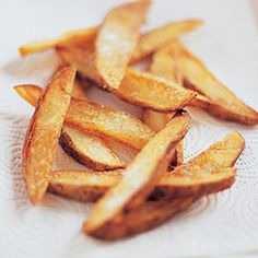 Steak Fries Recipe - America's Test Kitchen