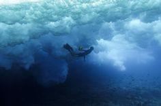 Tahiti. Photo: Burkard #surfer #surferphotos