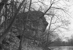 Indiana's Prehistoric Mt. Rushmore