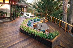 Now that's a deck!