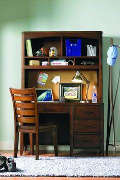 Opus Designs Kendall Desk w/ Hutch