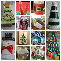 20 Christmas Crafts and Gifts !