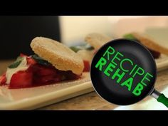 Byron Talbott - Strawberry Shortcake | Recipe Rehab Talent Search