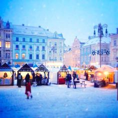 Christmas in Liberec on http://www.theculinarylife.com christma