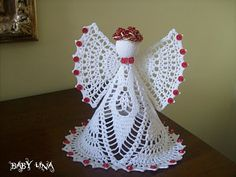 ♥ ღ ღ ♥ LINA OF THE CHICCHE: CHRISTMAS DECORATIONS .... ANGELS ....