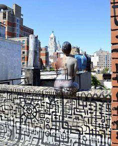 Tina Merry New York Body Painting 7